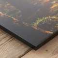 Black Edge Art Print-Close View
