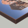 Walnut Edge Art Print-Close View