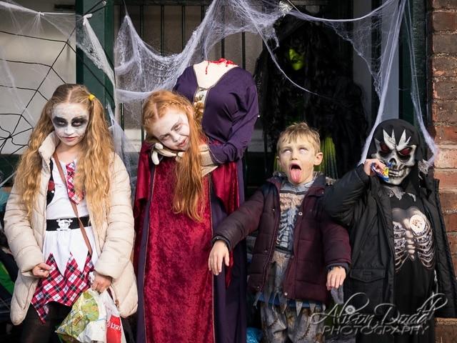 Little School of Horrors, Liverpool Spooky Welly Walk 2015
