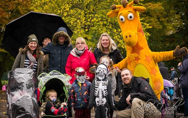 Liverpool Spooky Welly Walk 2015