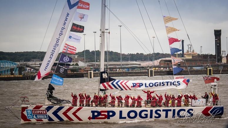 Logistics Clipper 2017-18 Parade of Sail