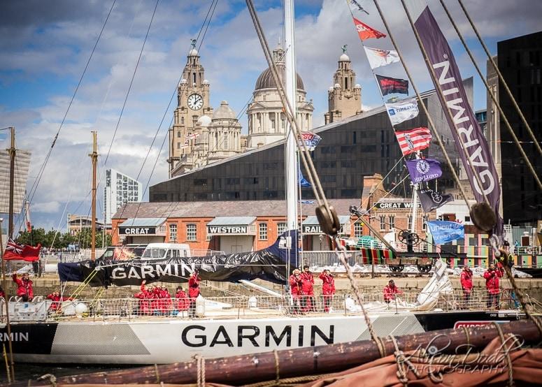 Garmin Clipper 2017-18 Parade of Sail