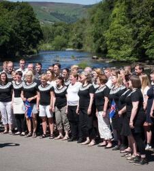 Welsh Choir_Eisteddfod