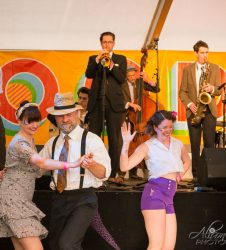 Event Photography - Swing Patrol Dances, The Good Life Experience