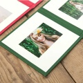 Lifestyle Folio Duo-Scarlet & Racing Green