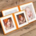 Lifestyle Folio-Tangerine