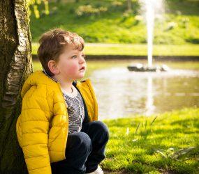 Children Photography - Location Portrait Session, Sefton Park