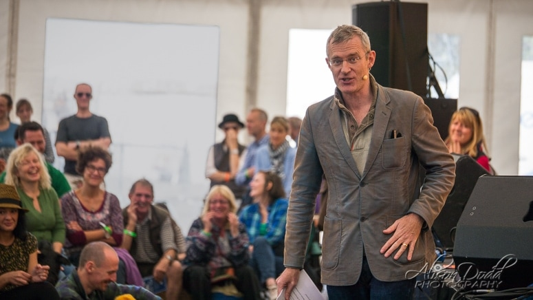 Jeremy Vine at The Good Life Experience