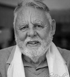 Terry Waite CBE, Headshot Photography