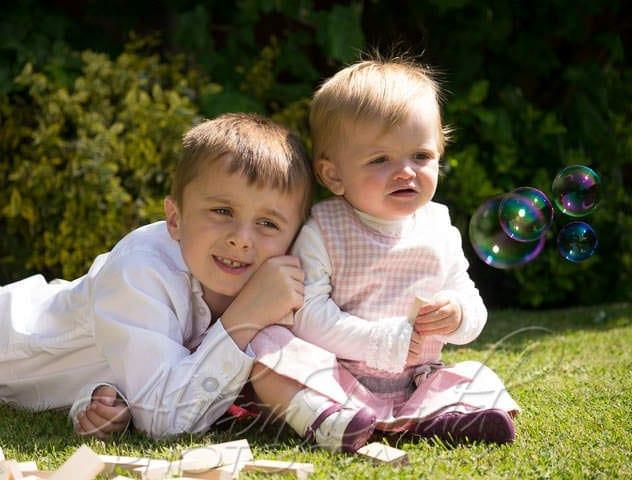 Children's Summer Portraits By Alison Dodd Photography
