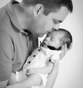 Newborn & Family Photography, Mobile Studio Portrait Session