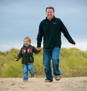 Family Photography, Location Portrait Session, Ainsdale Beach