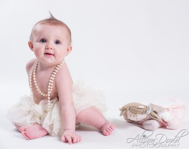 Studio Baby Portrait