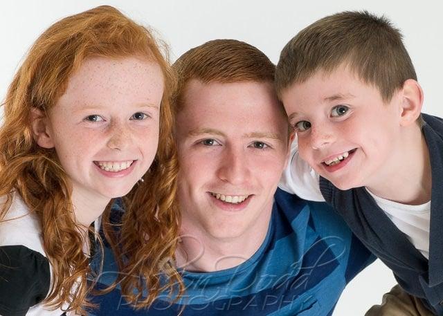 Family Portrait Present