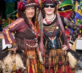 Urban Gypsies at Africa Oyé Event