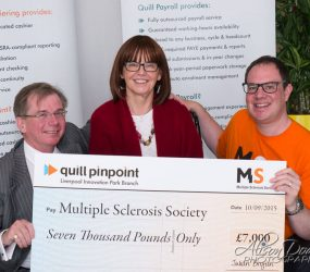 Editorial Charity Photography - Quill Pinpoint