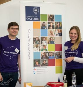 Oxford Cambridge Challenge Day held at The Museum of Liverpool
