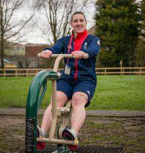 Rebekah Wilson, GB Olympic Bobsleigher