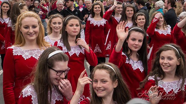 Loughgiel Folk Dancers, Ireland