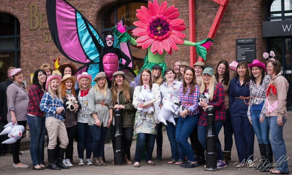 Liverpool Hen Party Photographer, Alison Dodd