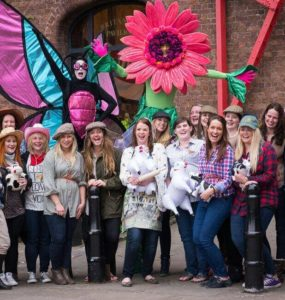 Liverpool Hen Party Photoshoot By Photographer Alison Dodd