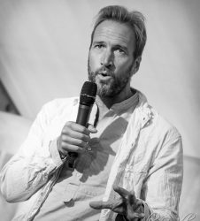 Event Photography - Ben Fogle at The Good Life Experience