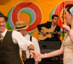 Event Photography-Swing Patrol Dances, The Good Life Experience