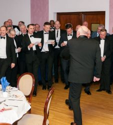 Black Tie Event - Masonic Hall - Liverpool Event Photography
