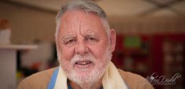 Mr. Terry Waite CBE at Llangollen Eisteddfod