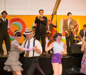 Event Photography - Swing Patrol Dances, The Good Life Experience Festival
