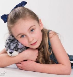 Mobile Studio Session - Children Photography