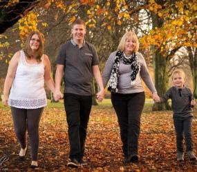 Family Portrait Photography, Location Photoshoot, Liverpool