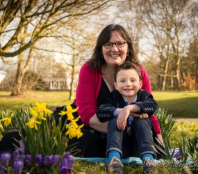 Location Session - Family Portrait Photography