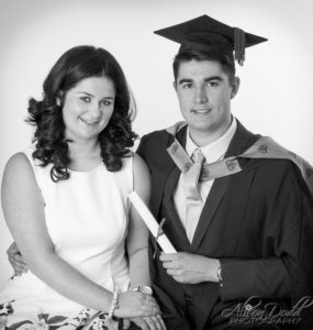 Graduation Photography - Mobile Studio