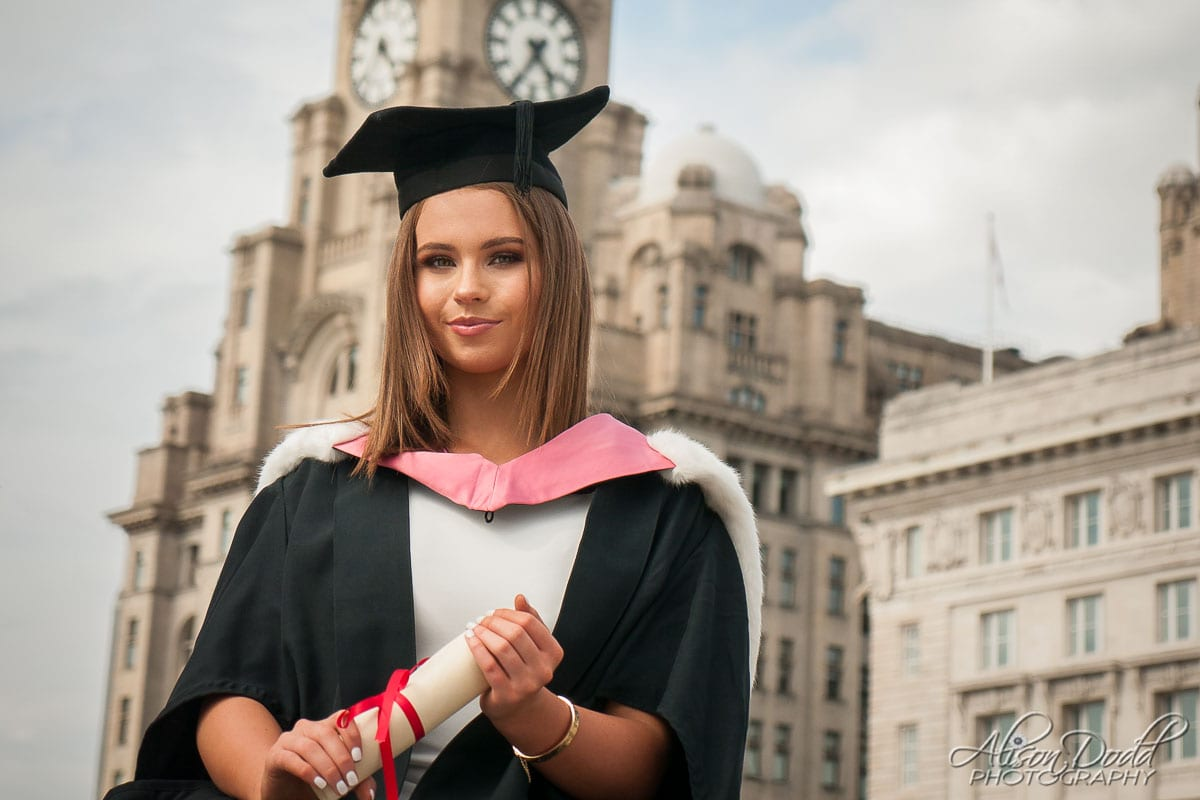 Graduation Photography in Liverpool
