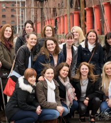 Hen Party - Albert Dock, Liverpool