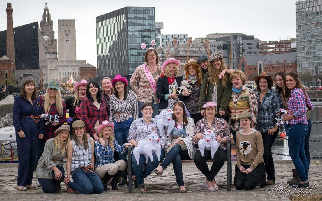 Liverpool Hen Party Photoshoot By Alison Dodd Photography