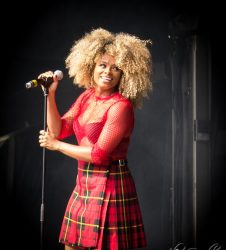 Fleur East at The Liverpool International Music Festival 2017