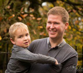 Family Portrait Photography - Location Photoshoot