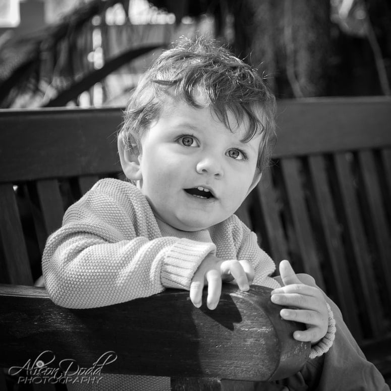 Children's Portraits, Sefton Park Liverpool
