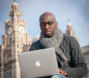 Apple Product - Liverpool Waterfront