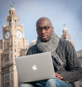 Creative Headshot Photographer, Liverpool
