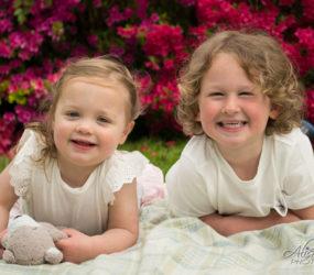 Location Session, Children's Portrait Photography