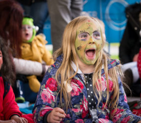 Story Time - Roy Castle Spooky Welly Walk- Charity Fundraising Event