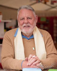 Terry Waite at Llangollen Eisteddfod 2015