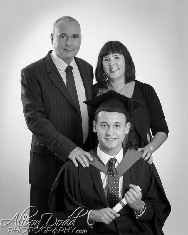 Family Graduation Photoshoot