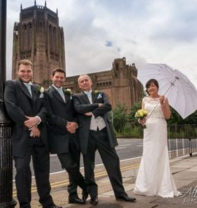 Wedding Photography-Liverpool Anglican Cathedral