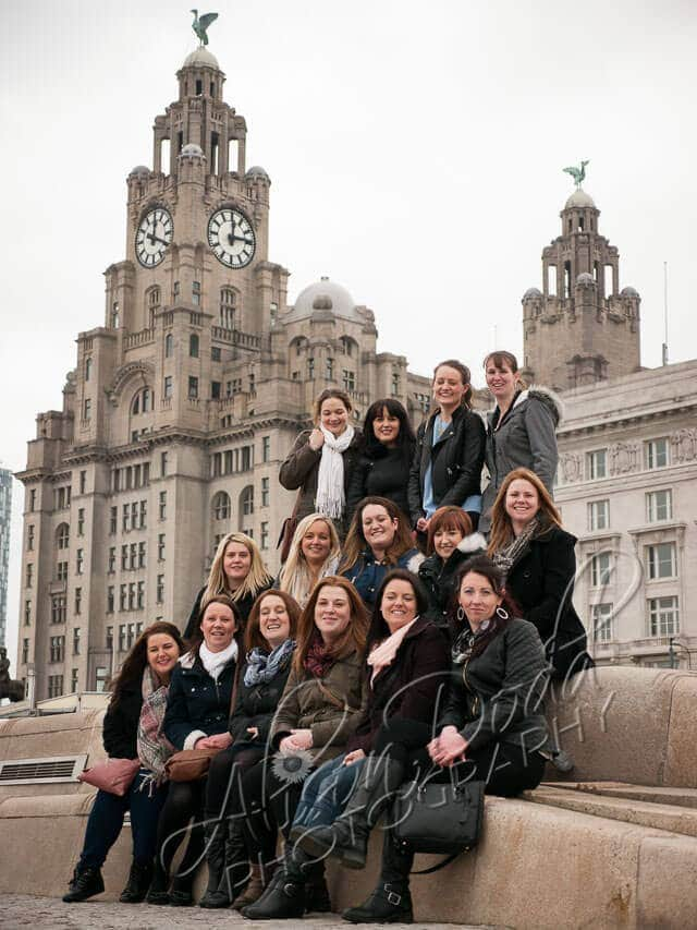 Liverpool Hen Party Photos By Alison Dodd Photography